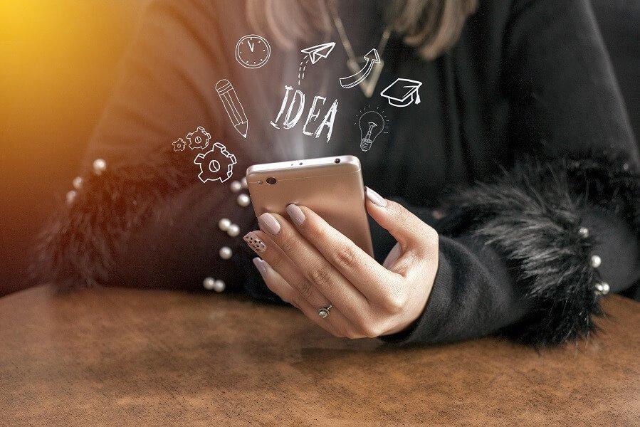 Desarrollo de una idea en una App Android