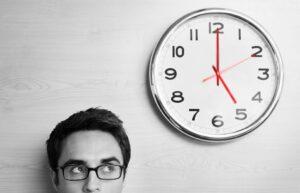 Pendiente de horarios