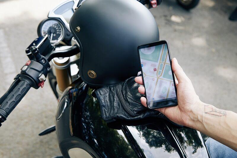 Buscar empresa en mapa del móvil